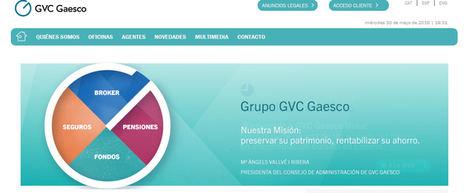 GVC Gaesco confía en la buena evolución de la Bolsa española que cerrará el año con resultados positivos
