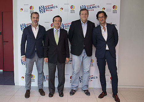 MADRID GAMES WEEK 2018, la cita más esperada por la industria y los aficionados al videojuego y la electrónica para el ocio