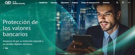 G+D Mobile Security presenta una nueva solución biométrica basada en estándar internacional para autenticación de clientes