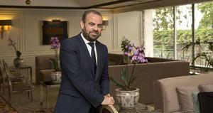 """Gabriel Escarrer Jaume, Vicepresidente Ejecutivo y CEO de Meliá, reconocido como """"Líder Top de la Empresa Familiar"""" por los Premios de la Empresa Familiar Europea"""