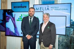 Gabriel Escarrer, Vicepresidente Ejecutivo y CEO de Meliá Hotels International.