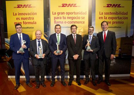 Los Premios DHL Atlas a la Exportación ya tienen a sus premiados