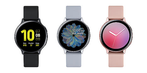 Galaxy Watch Active2.