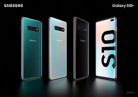 Samsung revela cifras récord de pre-venta en España para los Samsung Galaxy S10