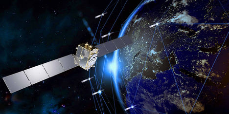 Thales Alenia Space desempeñará un rol esencial en la Segunda Generación de Galileo y aumentará la capacidad y la ciberseguridad de la constelación
