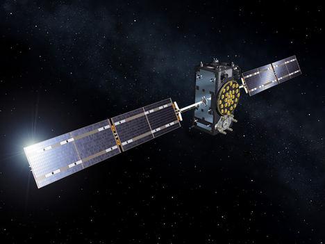 El segmento de control en tierra de Galileo listo para su plena capacidad operativa