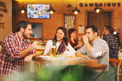 Gambrinus Gastro Cervecería amplía su red de franquicias con la apertura de su primer establecimiento en Pamplona