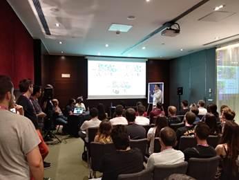 GameBCN presenta los proyectos incubados en su tercera edición dentro del congreso Gamelab en Barcelona