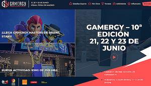 Llega Gamergy Masters de BrawlStars, un torneo internacional con final presencial en Gamergy
