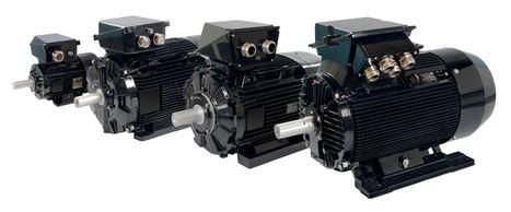 Dyneo+, la nueva gama de motores síncronos IE5 conectados