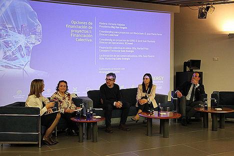 Gana Energía participa en Energy Revolution: disrupción y financiación a debate