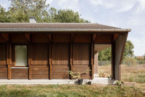 La versatilidad de los sistemas cerámicos contribuye a los diseños arquitectónicos más creativos