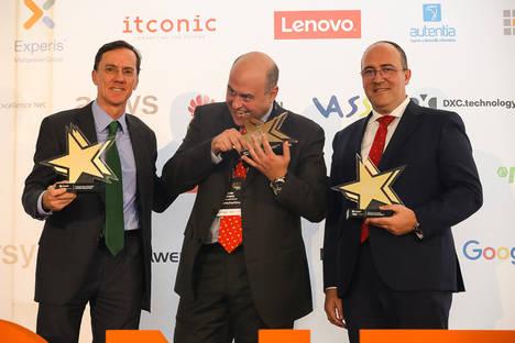 Ganadores - Iberdrola, Campofrío y Correos.