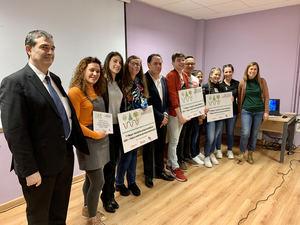 Un proyecto de laboratorio clínico para animales, del IES Politécnico, ganador del concurso de iniciativas emprendedoras Impulso Emprende