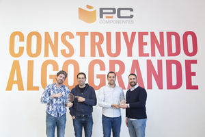 Ganadores PcComponentes Startup Booster.