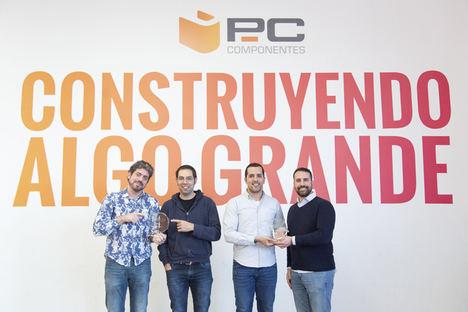Dos proyectos para mejorar la experiencia de cliente, ganadores de la I Edición de PcComponentes Startup Booster