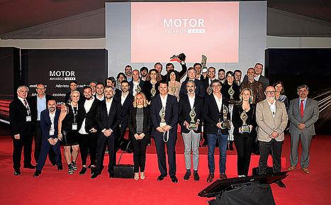 Ganadores MotorAwards 2019.