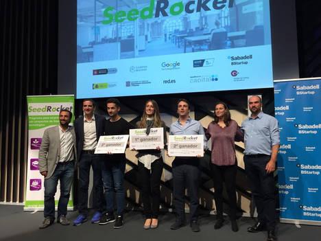 Ganadores del XVIII Campus de Emprendedores de SeedRocket