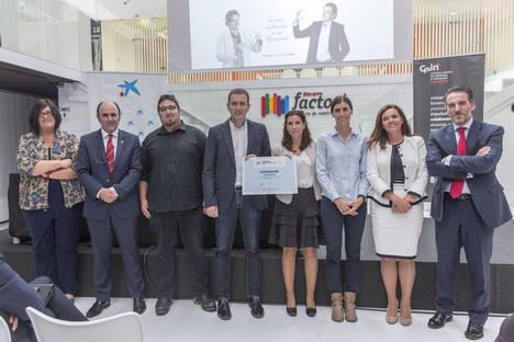 La empresa Industrial Augmented Reality (IAR) gana la 10ª edición de los Premios Emprendedor XXI en Navarra