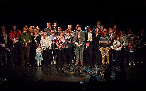 Entrega la XIV Edición de los Premios ASISPA