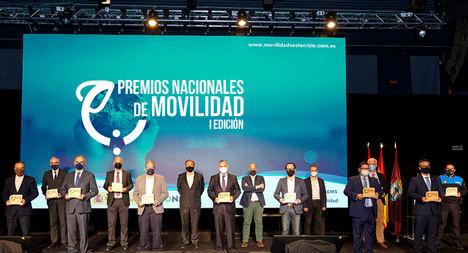 Ganadores de los Premios Nacionales de Movilidad