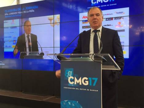 Ganvam impulsa en Bruselas el reglamento para permitir a vendedores y talleres el acceso abierto al big data