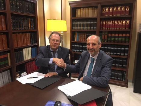Los despachos Gaona Abogados BMyV Alianza y José Ramón Flores Martínez se alían para asesorar a las empresas de Lucena y sur de Córdoba
