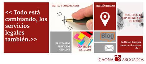 Gaona Abogados amplía sus áreas con un nuevo departamento especializado en nuevas tecnologías y digitalización de la empresa