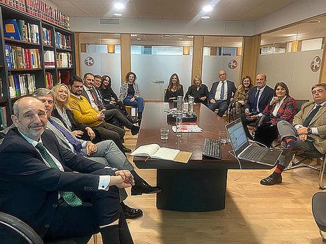 Gaona y Rozados Abogados celebra su Junta General de Socios y traza los objetivos para el 2020