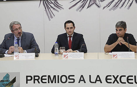 García Castaño participa en la entrega de premios a la excelencia de la economía social madrileña