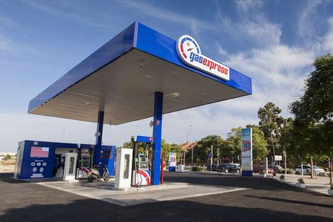 GasExpress inaugura en Alcoy su estación número 35
