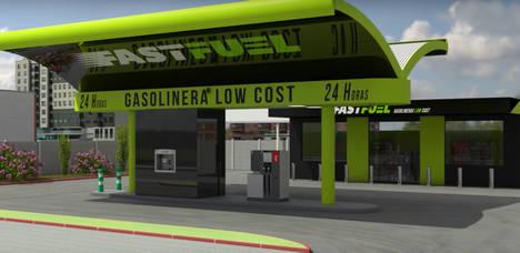 Fast Fuel finalizará el año con 7 estaciones de servicio operativas
