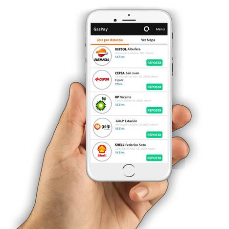 Los emprendedores de GasPay revolucionan las gasolineras con el pago móvil desde el coche