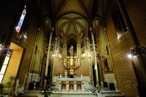 Tarragona abre al público la primera y desconocida obra de Gaudí