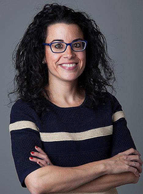 Gazali Rey, directora de ventas de DriveK - marca de MotorK.