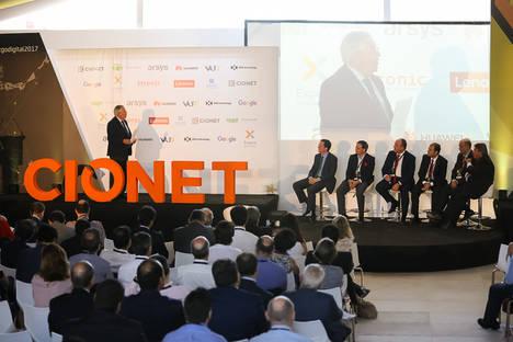 Iberdrola, Campofrío y Correos, ganadores de los Premios CIONET y eNET al Liderazgo Digital