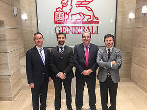 Generali y Espabrok refuerzan la colaboración en el 2017