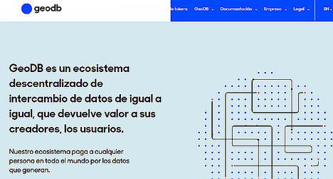 GeoDB gana la competición de startups del Smart City Expo World Congress