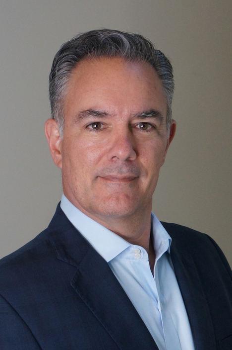 George Hope, responsable mundial de ventas de partners de HPE.