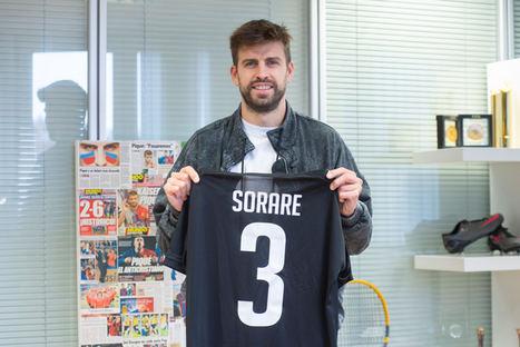 Gerard Piqué apuesta por el fútbol fantasy y entra como inversor y asesor en la compañía Sorare
