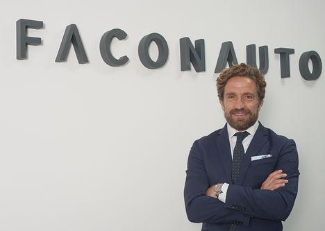 Gerardo Pérez, presidente de Faconauto.