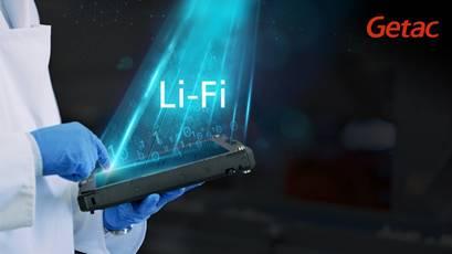 Getac se convierte en el primer fabricante del mundo en llevar la tecnología LiFi integrada al mercado de la informática móvil robusta