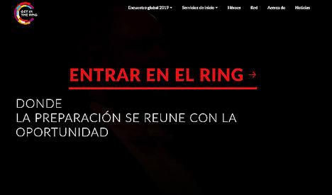 La competición 'Get in the Ring', el cuadrilátero de startups, llega a Madrid con Inspiralia y Wayra
