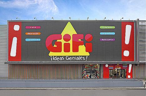GiFi abre su primera tienda en Euskadi
