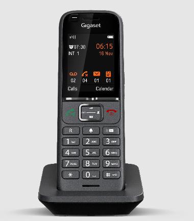 Gigaset presenta sus nuevos teléfonos profesionales