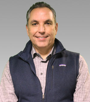 Gil Vega, Chief Information Security Officer (CISO) Veeam.