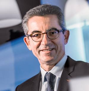 Gilles Grapinet, CEO de Worldline-
