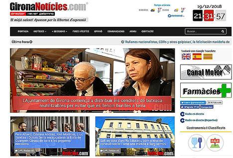 GironaNoticies.com cierra el 2018 con más de 8 millones de visitas