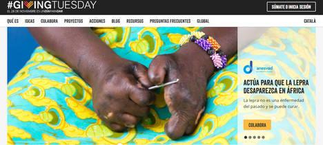 21 ONG y entidades listas para la llegada del #GivingTuesday