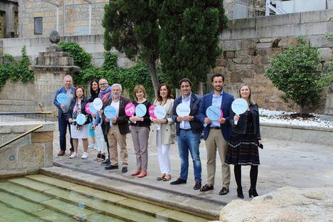 Ourense celebra el Global Wellness Day
